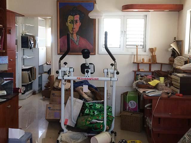 פינוי בתל אביב – צדוק הכהן