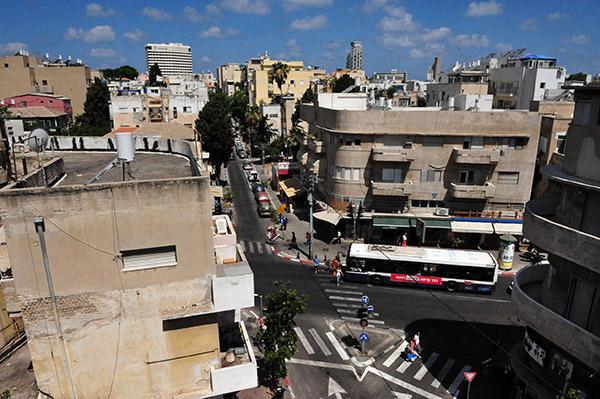 פינוי דירה בתל אביב