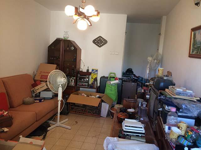תחום של פינוי דירה